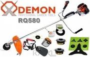 Бензокоса (триммер+кусторез) Demon RQ580 3.8 кВт. Гарантия 1 год.